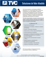 Value Added Solutions Brochure - Spanish