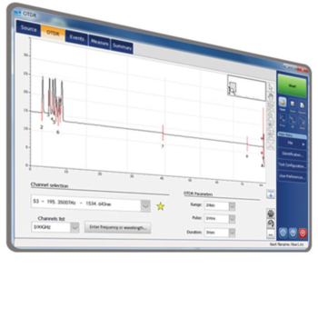 Get Better Metro E Test Results with EXFO's New Tunable OTDR