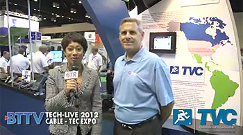 SCTE Cable-Tec 2012 Interview