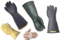 Bashlin Lineman Rubber Gloves
