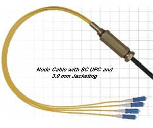OFS Drop Node Cable