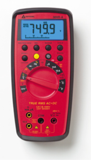 37XR - True RMS Digital Multimeter