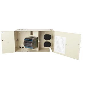 Indoor 96-Port Wall Mount Panel